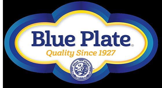 Blueplate Mayo Logo